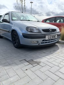 Picture of 2002 Great value for money saxo VTR