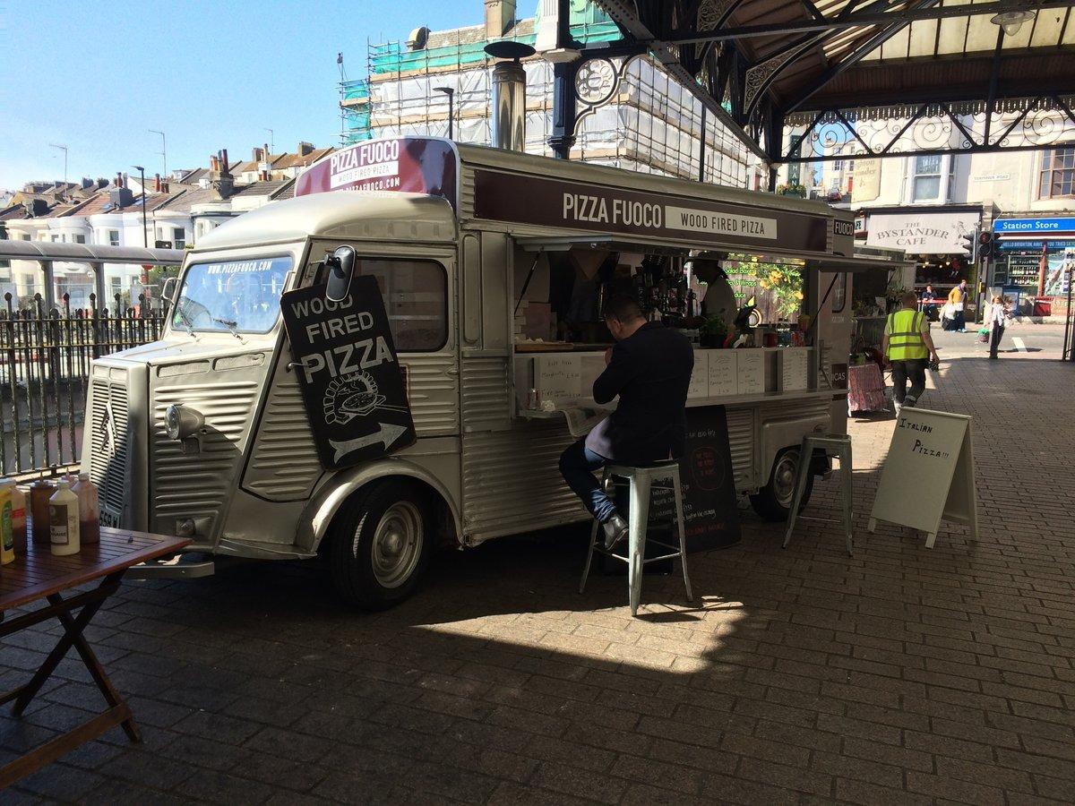 1965 Citroen H Van - Pizza Van conversion For Sale (picture 1 of 2)