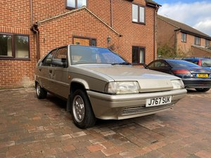 Picture of 1991 Citroen BX Athena 1.6TGS