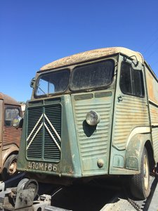 Picture of 1956 Citroen Hy