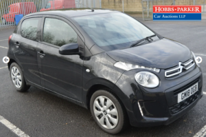 Picture of 2018 Citroen C1 Feel 12,881 Miles for auction 25th