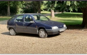 Citroen zx diesel with 1 year mot