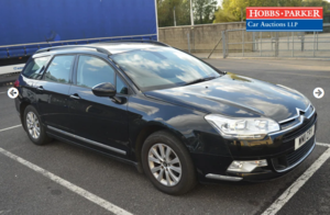 Picture of 2011 Citroen C5 VTR+ NAV E Hdi 113,226 miles for auction