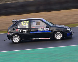 Saxo vts. Tintops   very modified car
