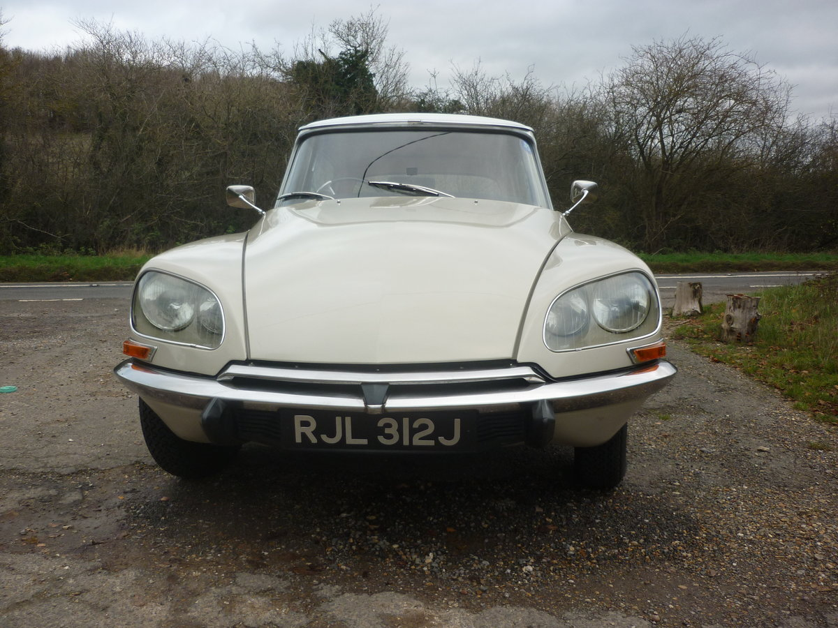 1971 Citroen D Special RHD For Sale (picture 3 of 6)