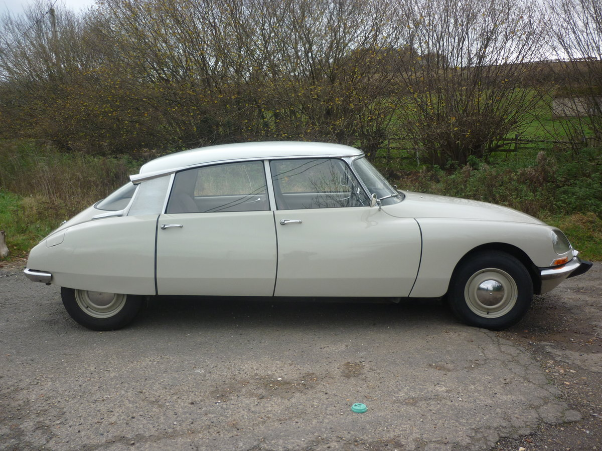 1971 Citroen D Special RHD For Sale (picture 4 of 6)