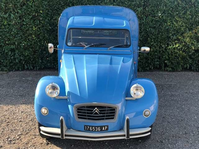 1976 LHD Citroën 2CV Furgoncino For Sale (picture 4 of 6)