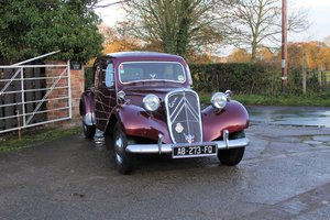 Picture of 1953 Citroen Traction Avant - RHD For Sale