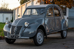 Picture of 1957 Citron 2CV Saloon Project