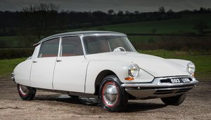 Picture of 1957 Citron DS19 Saloon For Sale by Auction