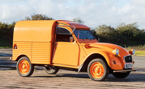 Picture of 1985 Citron 2CV Van For Sale by Auction