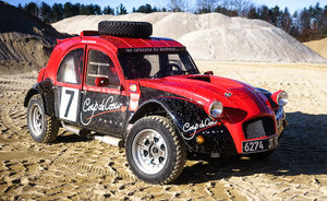 Picture of 1974 Citroen 2CV Twin-Engined 4x4 Special For Sale by Auction