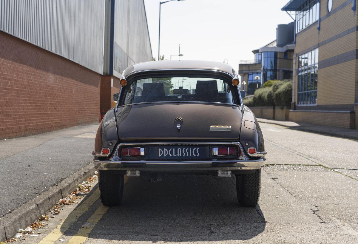 1972 Citroën DS21 EFI Pallas Automatique (RHD) For Sale (picture 8 of 24)