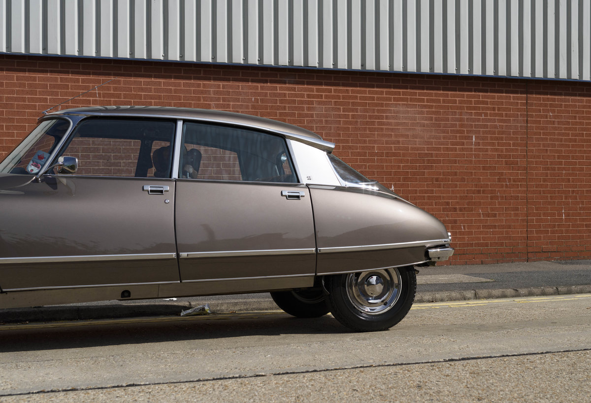 1972 Citroën DS21 EFI Pallas Automatique (RHD) For Sale (picture 12 of 24)