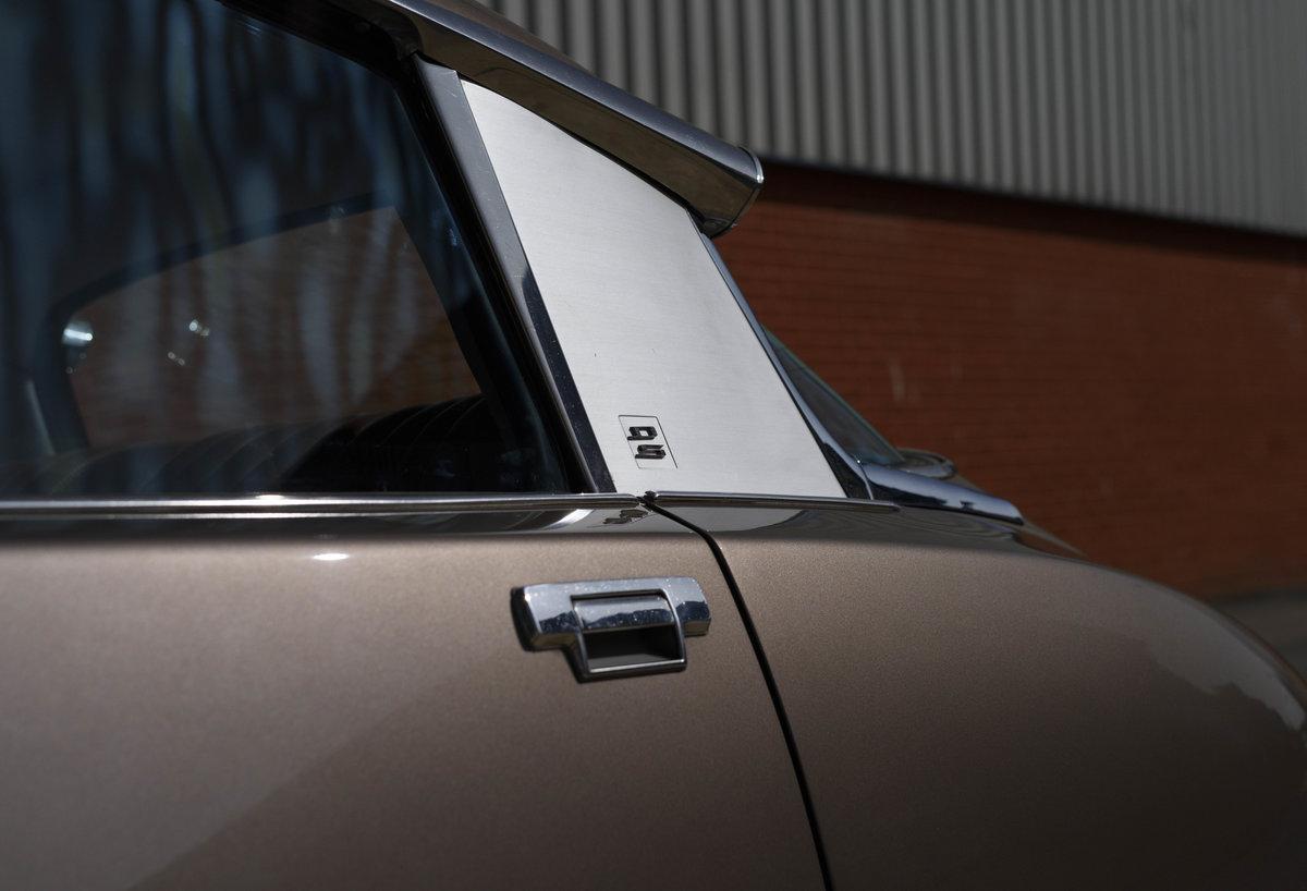 1972 Citroën DS21 EFI Pallas Automatique (RHD) For Sale (picture 13 of 24)