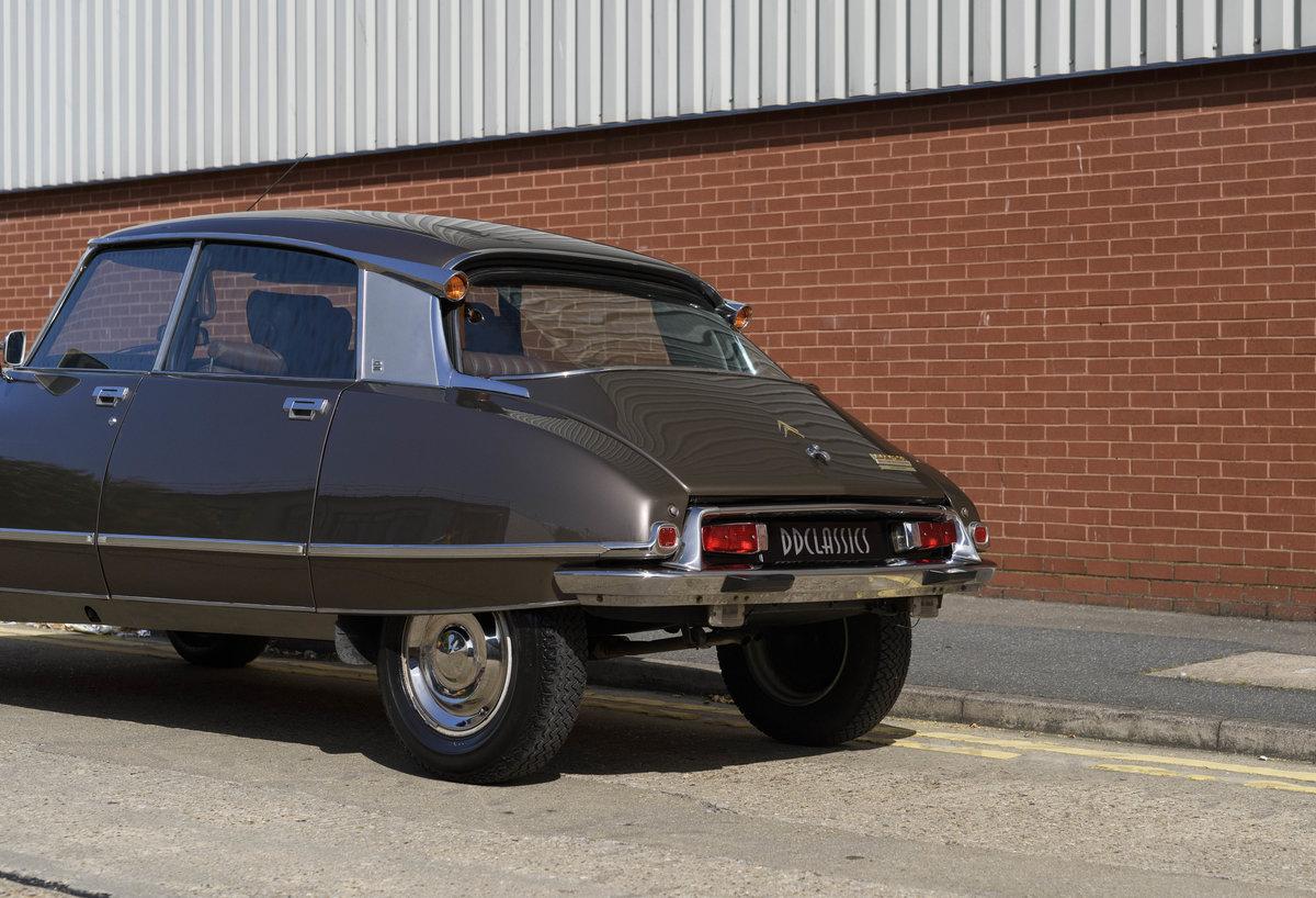 1972 Citroën DS21 EFI Pallas Automatique (RHD) For Sale (picture 14 of 24)