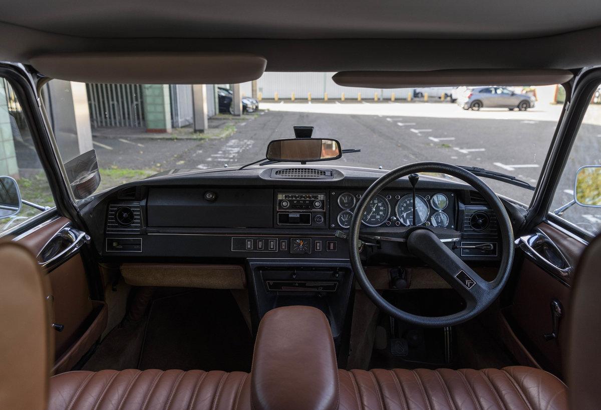 1972 Citroën DS21 EFI Pallas Automatique (RHD) For Sale (picture 17 of 24)