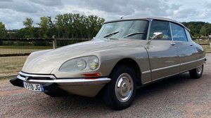 Picture of DS 21 Carburateur Pallas 1972 For Sale
