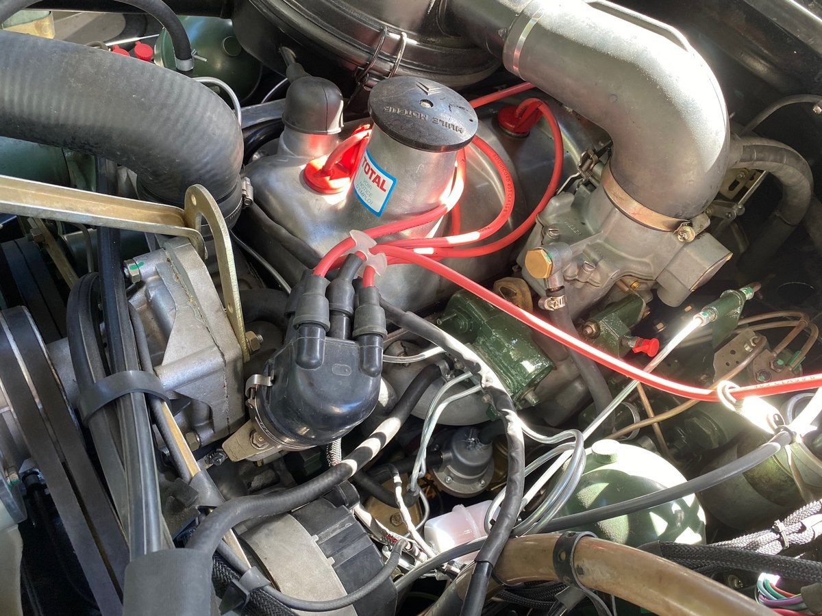 DS 21 Carburateur Pallas 1972 For Sale (picture 6 of 6)