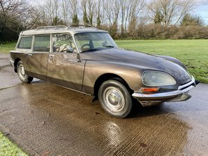 Picture of 1974 Citroen DS23 Safari For Sale