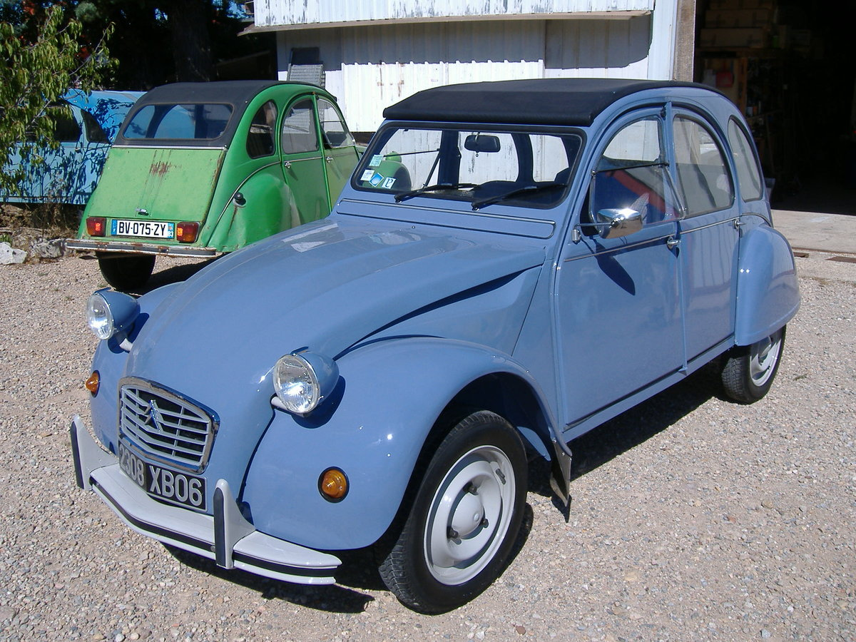 1990 Citroen 2CV6  For Sale (picture 1 of 4)