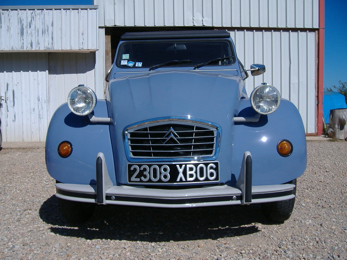 1990 Citroen 2CV6  For Sale (picture 2 of 4)