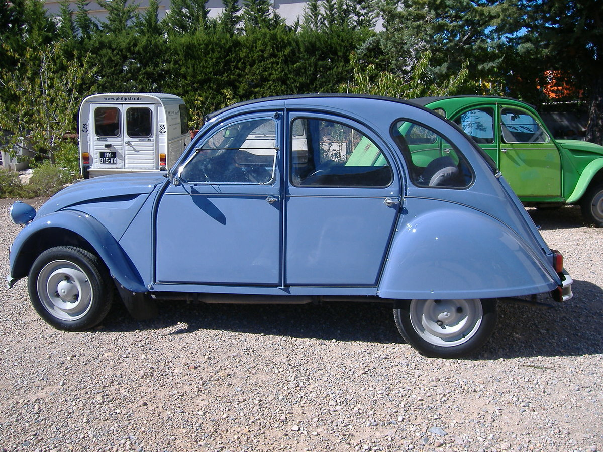1990 Citroen 2CV6  For Sale (picture 3 of 4)