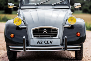 Citroen Number Plate: A2 CEV (Car Not Included)