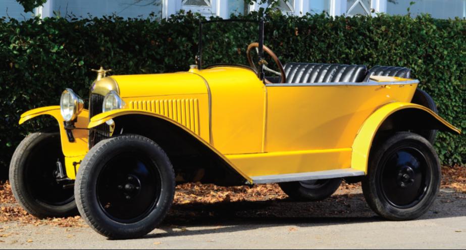 Picture of 1922 Citroen Cloverleaf Tourer For Sale