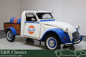 Picture of Citroen 2CV6 Pick-up 1984 extensively restored For Sale