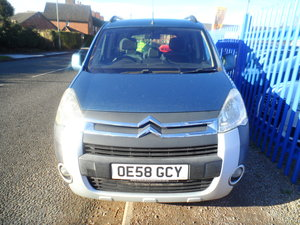 Picture of 2009 MPV CITREON BERLINGO MPV 1600cc DIESEL 5 SPEED NEW MOT For Sale