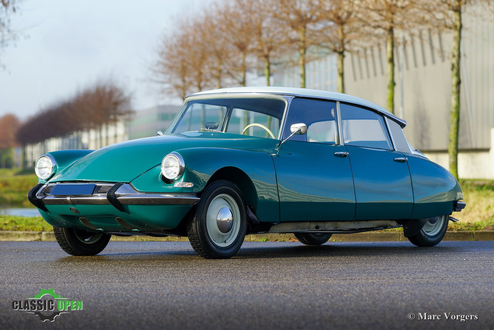 1964 Excellent Citroen ID 19P (LHD) For Sale (picture 1 of 12)