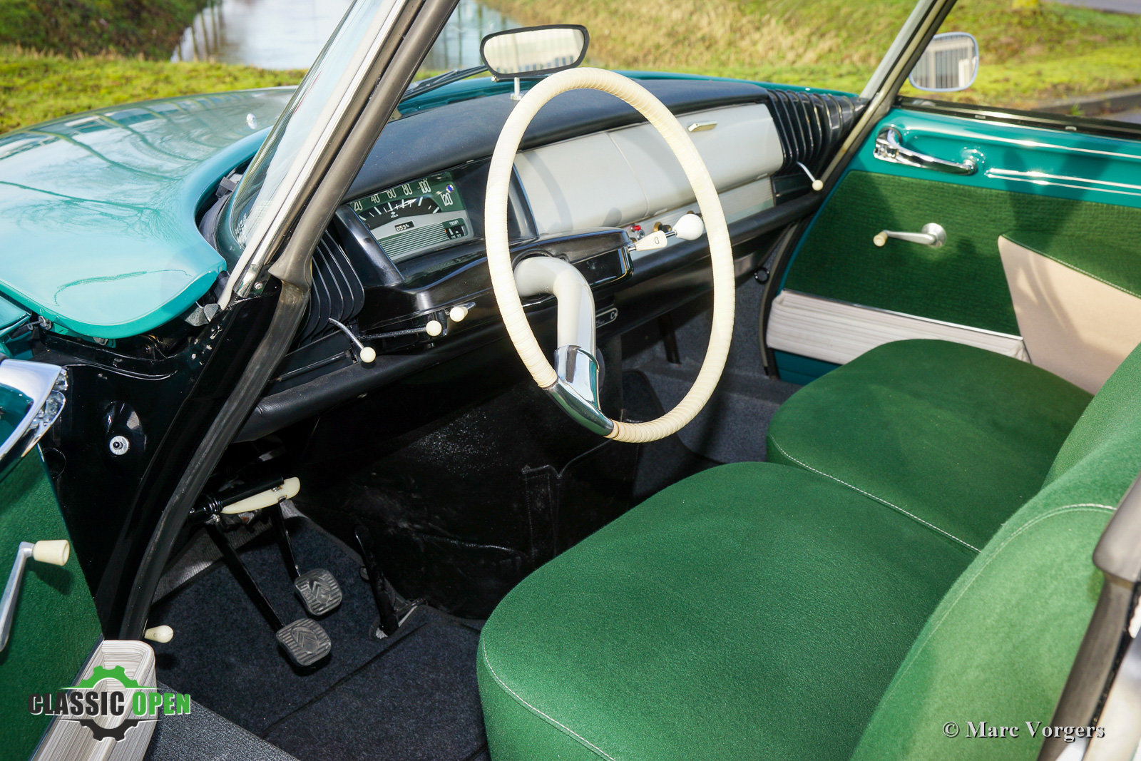 1964 Excellent Citroen ID 19P (LHD) For Sale (picture 2 of 12)