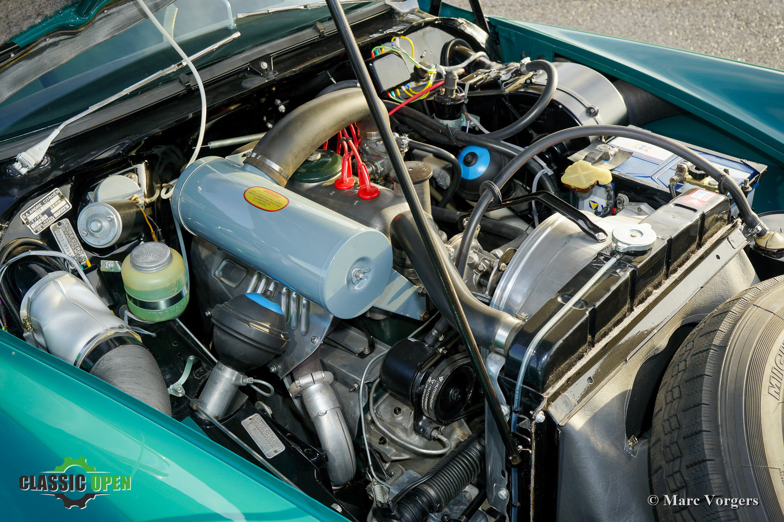 1964 Excellent Citroen ID 19P (LHD) For Sale (picture 6 of 12)
