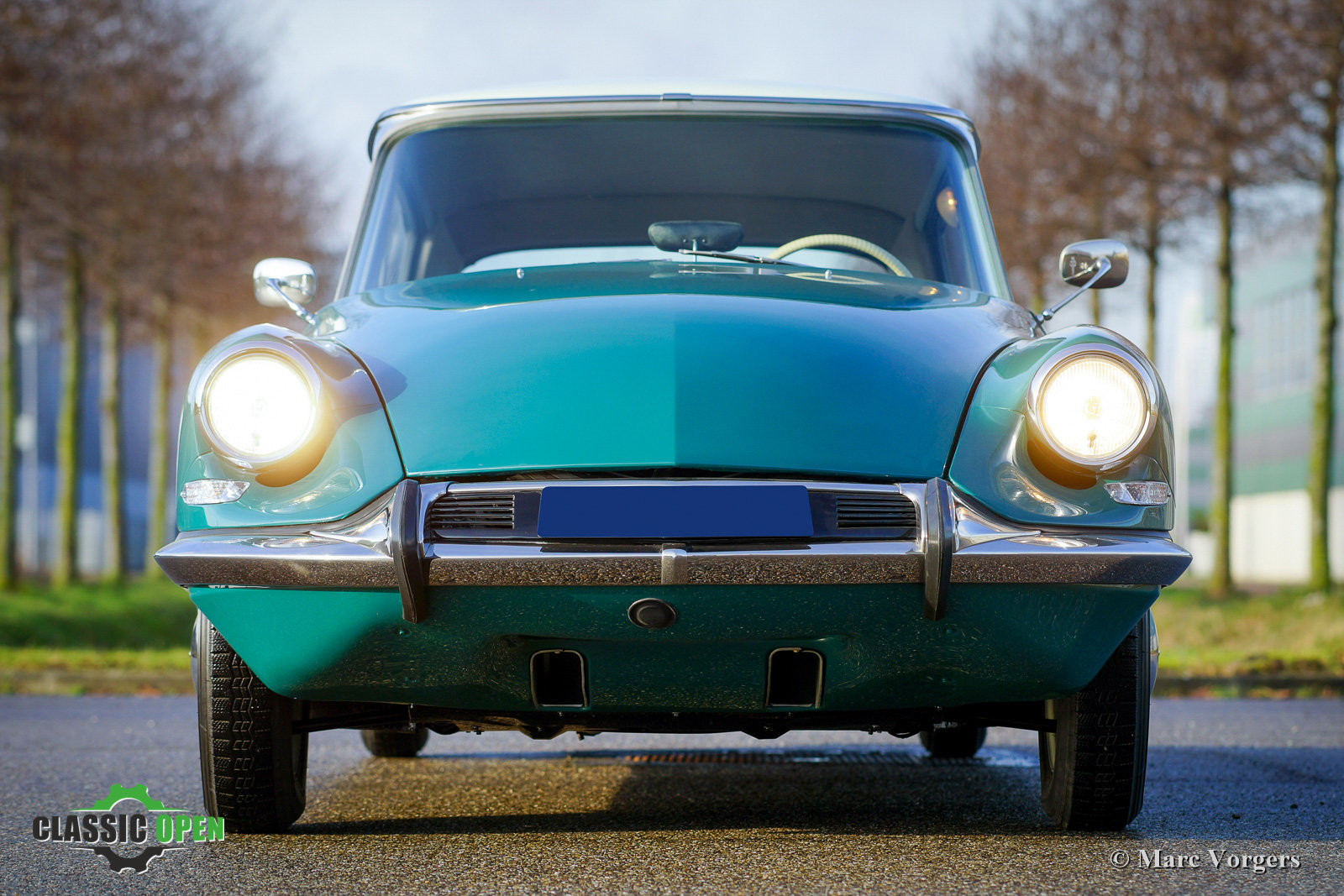 1964 Excellent Citroen ID 19P (LHD) For Sale (picture 10 of 12)