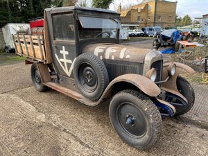 Picture of 1942 Citroen Flatbed Truck Light Commercial For Sale by Auction