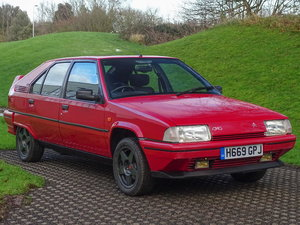 Picture of 1990 Citroen BX GTi 4X4 - Manor Park Classics For Sale by Auction