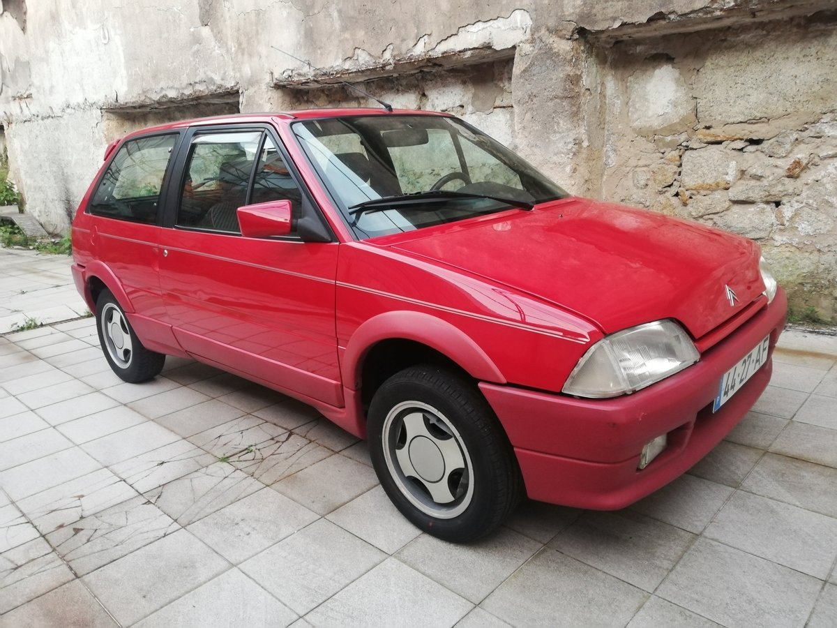 1992 CITROEN AX GT 1 Owner Original For Sale (picture 1 of 12)