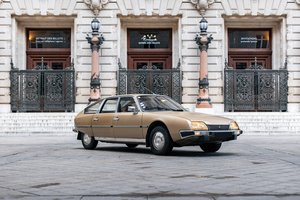 Picture of 1978 Citroën CX 2000 Pallas For Sale by Auction