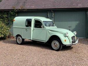 Picture of 1963 Citron 2CV Fourgonnette Van For Sale by Auction