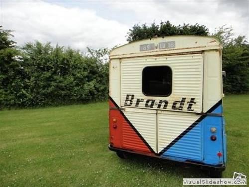 1976 Original Brandt Citroen Hy van For Sale (picture 2 of 6)