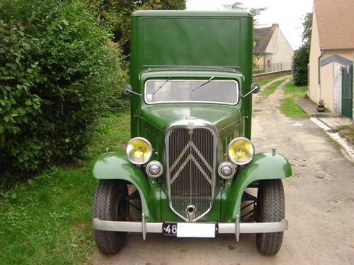 Citroen Rosalie 1933 one of  For Sale (picture 1 of 6)