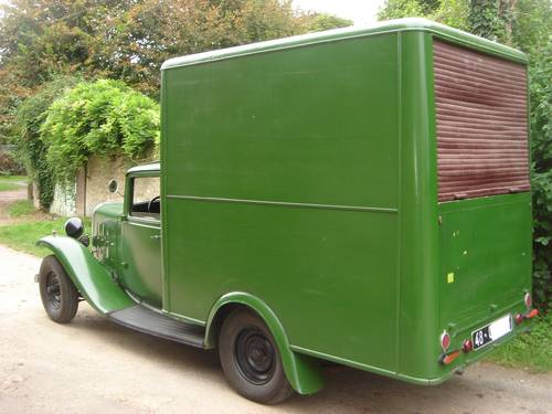 Citroen Rosalie 1933 one of  For Sale (picture 3 of 6)