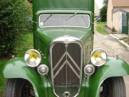 Citroen Rosalie 1933 one of  For Sale (picture 6 of 6)