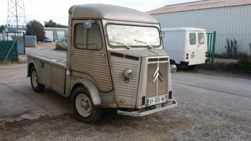 1960 Citroen Hy van Pick up  For Sale (picture 1 of 4)