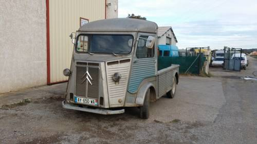 1960 Citroen Hy van Pick up  For Sale (picture 2 of 4)