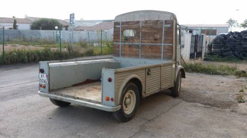 1960 Citroen Hy van Pick up  For Sale (picture 3 of 4)