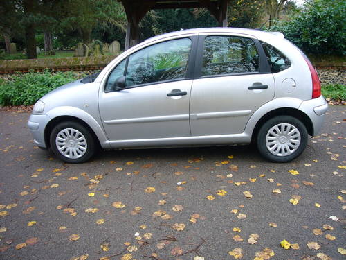 2006 CITROEN C3 1.4 DIESEL HDI DESIRE, 79000 MILES For Sale (picture 1 of 6)