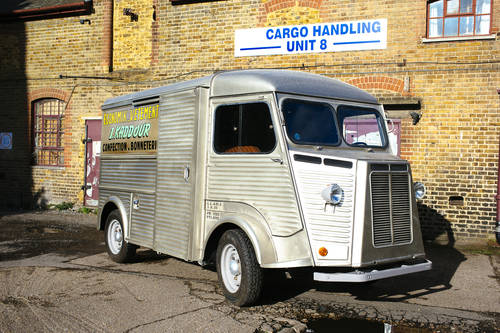 1962 Citroen HY Van split screen For Sale (picture 1 of 4)