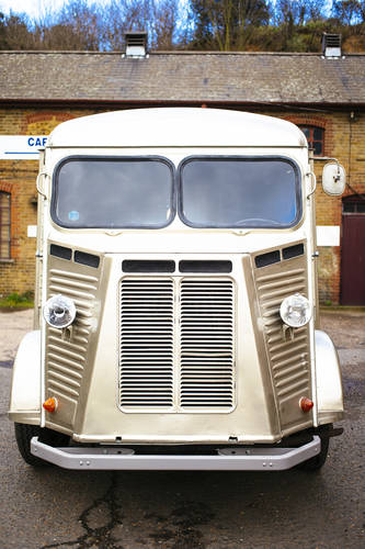 1962 Citroen HY Van split screen For Sale (picture 2 of 4)